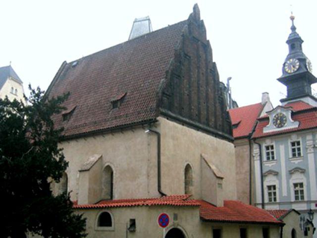 Praga - Sinagoga Vieja Nueva