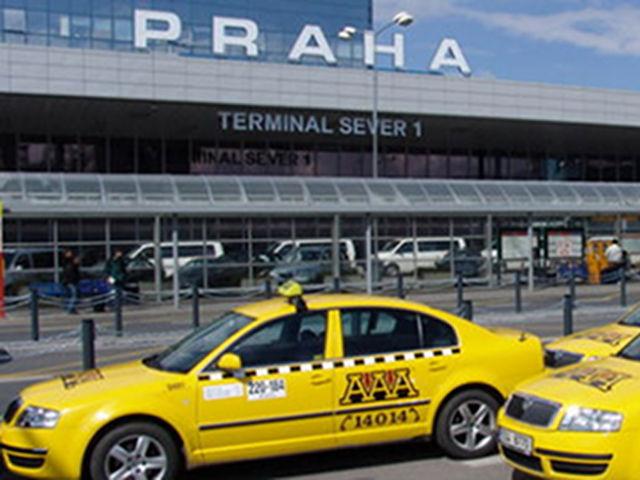 Praga - Taxi