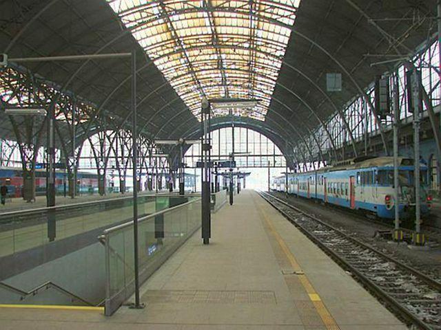 Praga - Tren