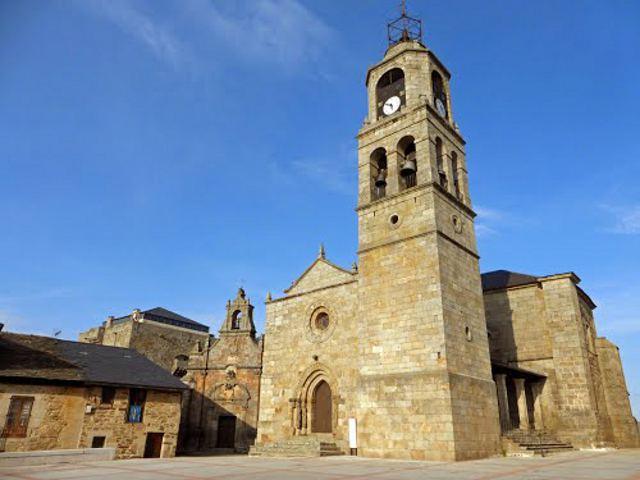 Visitar Puebla de Sanabria - Iglesia