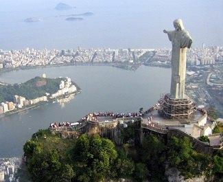 Rio de Janeiro - Cristo de Corcovado