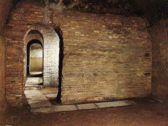 Roma - Basilica San Clemente - Siglo I