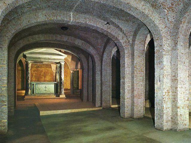Roma - Basilica San Clemente - Siglo IV