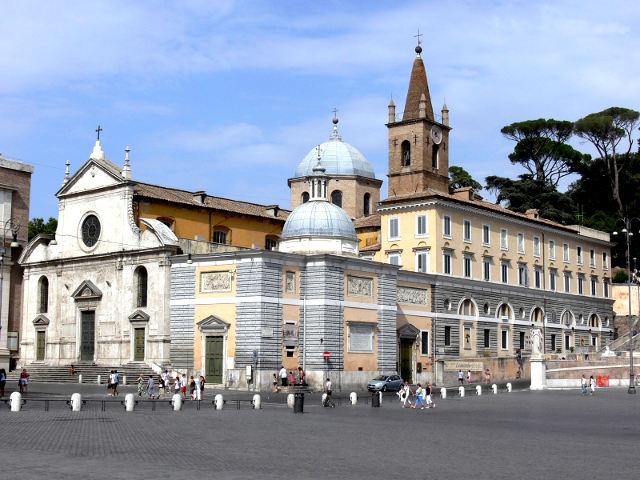 Roma - Basilica Santa Maria del Popolo