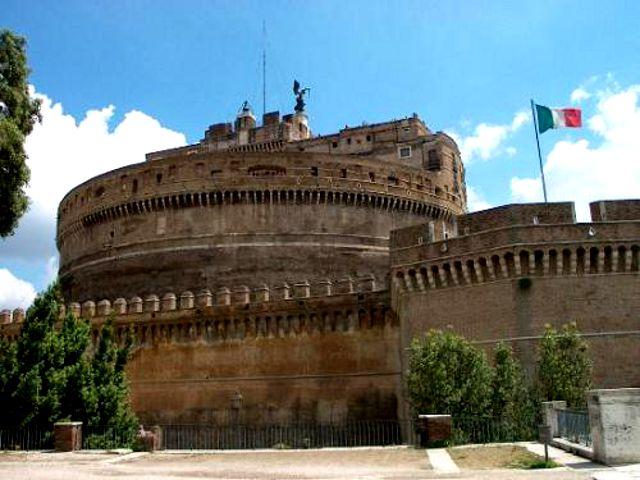 Roma - Castel Sant Angelo