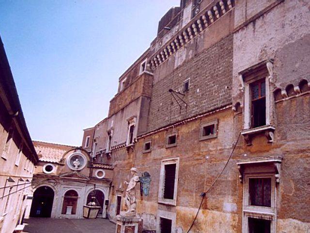 Roma - Castillo Sant Angelo - Interior
