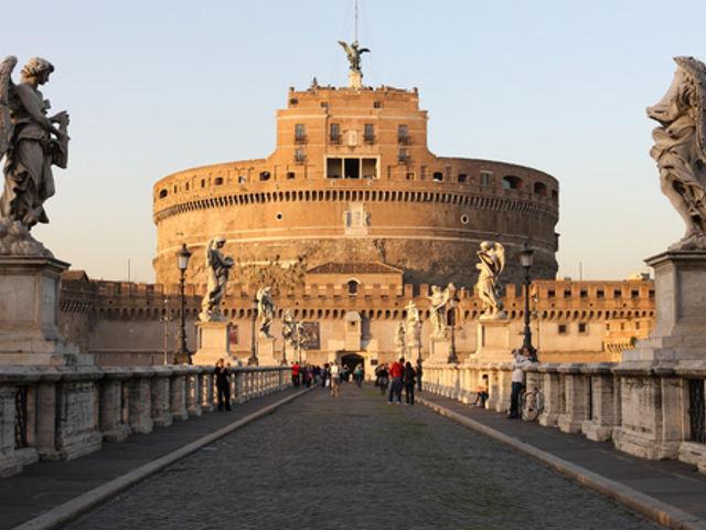 Roma - Castillo Sant Angelo - Puente