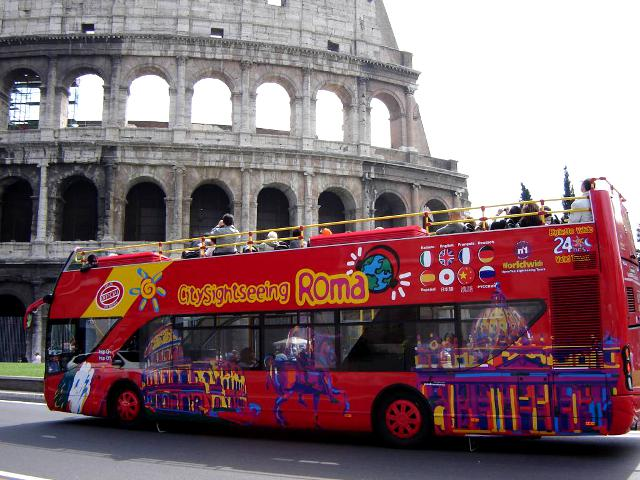 Roma - City Sightseeing Rome