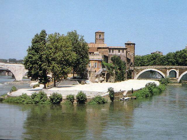 Roma - Isla Tiberina