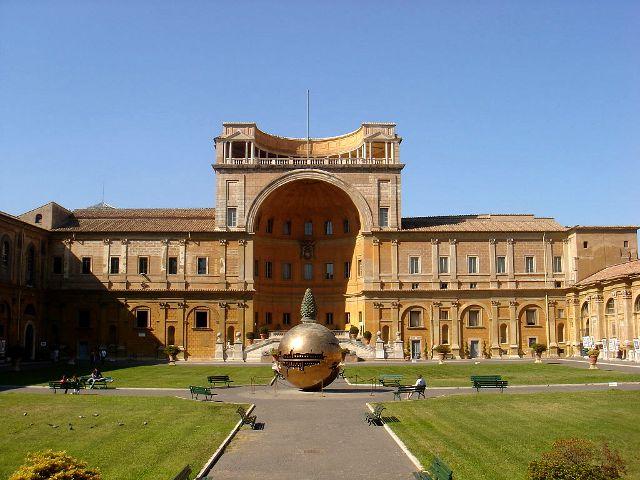Roma - Museos Vaticanos