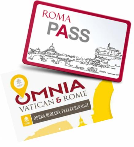 Cómo ahorrar en Roma con la tarjeta Omnia Card