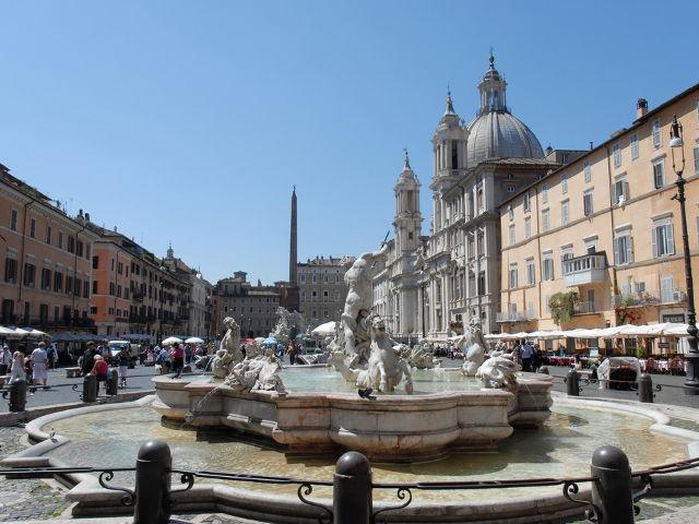 Roma - Piazza Navona