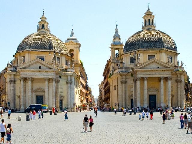Roma - Piazza Popolo