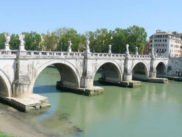 Roma - Puente Sant Angelo