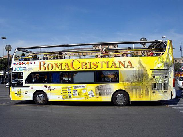 Roma - Roma Cristiana Bus