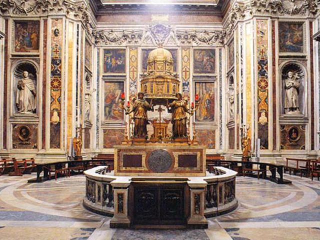 Roma - Santa María la Mayor - Capilla Sixtina