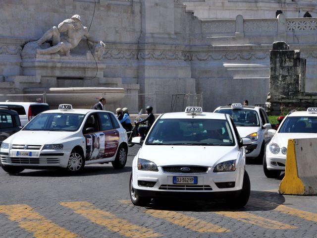 Roma - Taxi