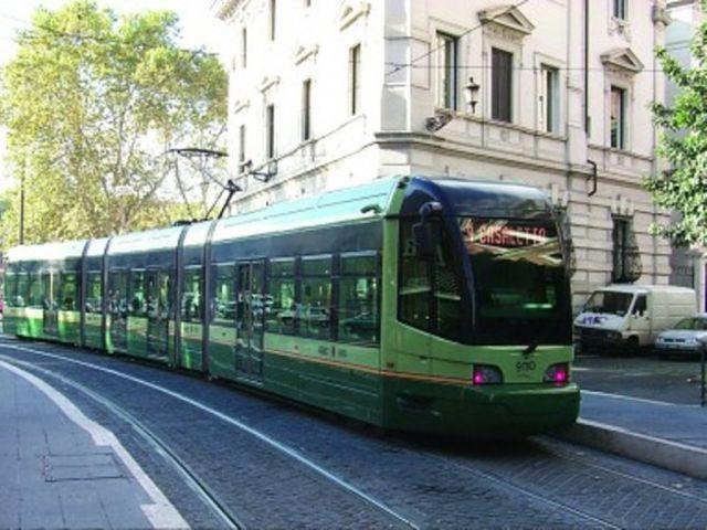 Roma - Tranvía