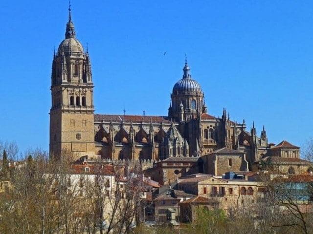 Salamanca – Catedral