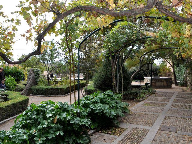 Qu ver en salamanca en un d a itinerario por la ciudad sabia y docta - Jardin de calisto y melibea salamanca ...