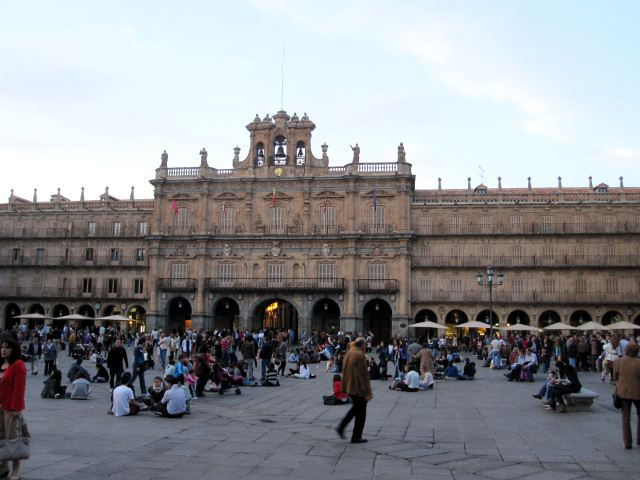 Que ver en Salamanca - Plaza Mayor