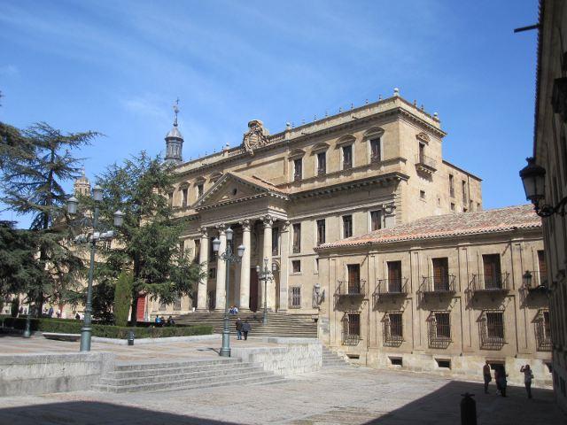 Salamanca - Plaza de Anaya