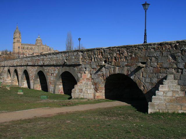 Salamanca - Puente Romano