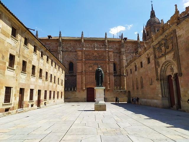 Salamanca – Universidad – Patio de las Escuelas