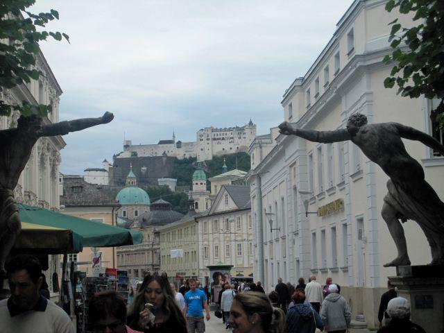 ver Salzburgo - Jardines Mirabell