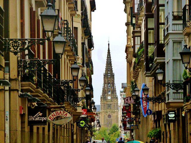 San Sebastián - Catedral del Buen Pastor