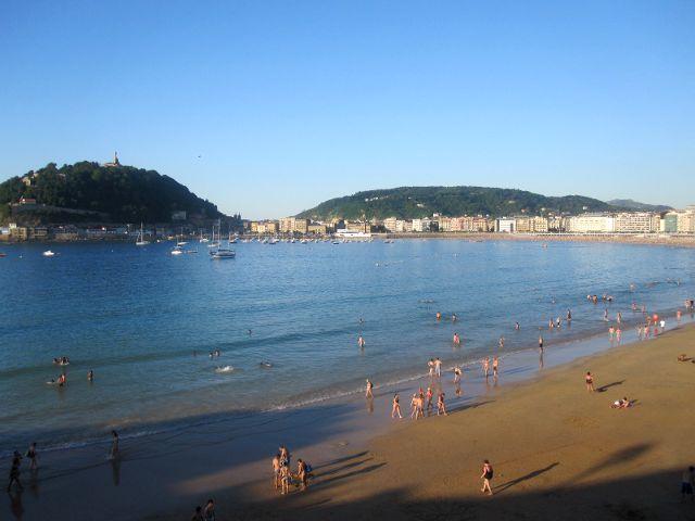 San Sebastián - Paseo marítimo