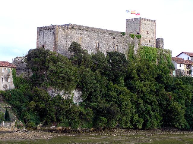 San Vicente de la Barquera - Castillo del Rey