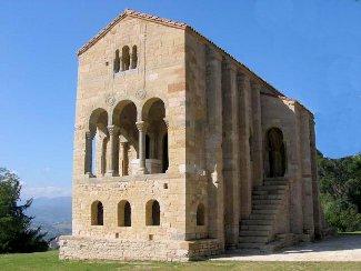Visitar las iglesias prerrománicas del Reino de Asturias