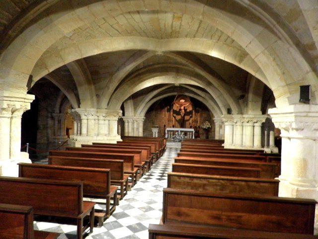 Santander - Catedral - Cripta
