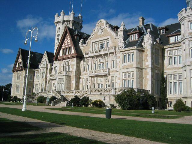Visitar Cantabria en 4 días - Santander - Palacio de la Magdalena