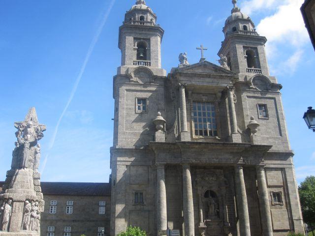Santiago de Compostela - Convento de San Francisco
