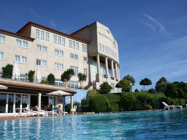 Santiago de Compostela - Hotel Los Abetos
