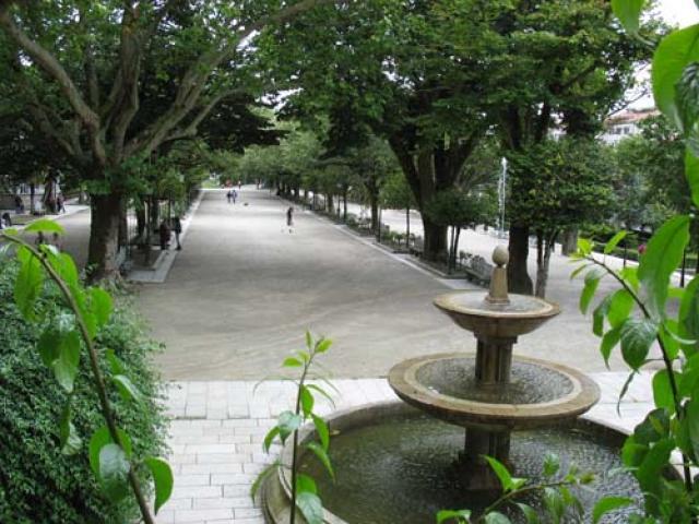 Que hacer en Santiago - Parque Alameda
