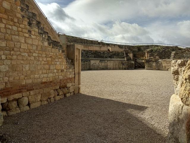 Segóbriga - Anfiteatro Romano