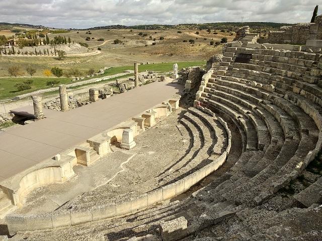 Cómo visitar el Parque Arqueológico de Segóbriga. Viaje al Imperio Romano 1