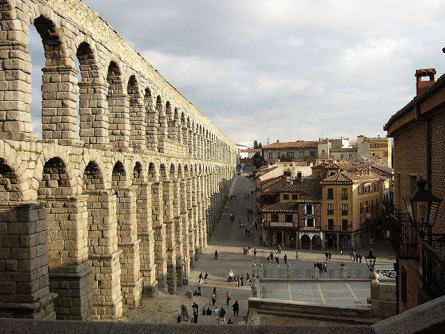 Que ver en Segovia - Acueducto