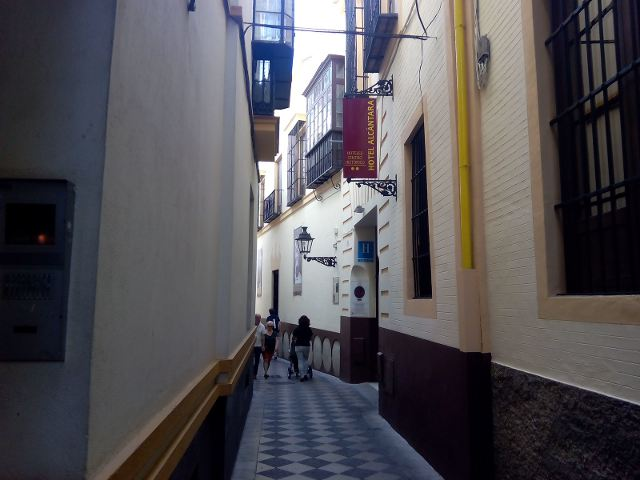 Dónde dormir en Sevilla. Las mejores zonas donde alojarse