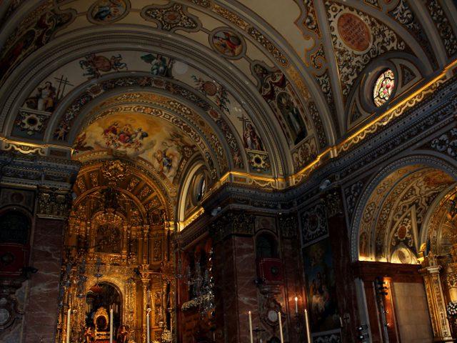 Sevilla - Basilica Macarena - Interior