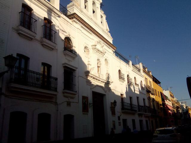 Sevilla - Capilla de los Marineros