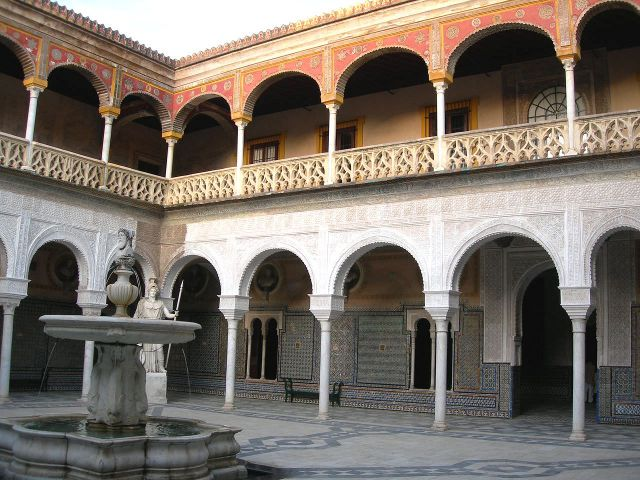Sevilla - Casa Pilatos