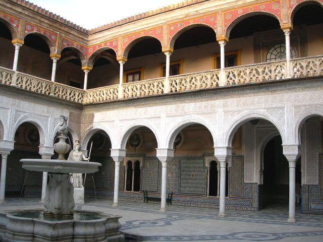Sevilla - Casa Pilatos