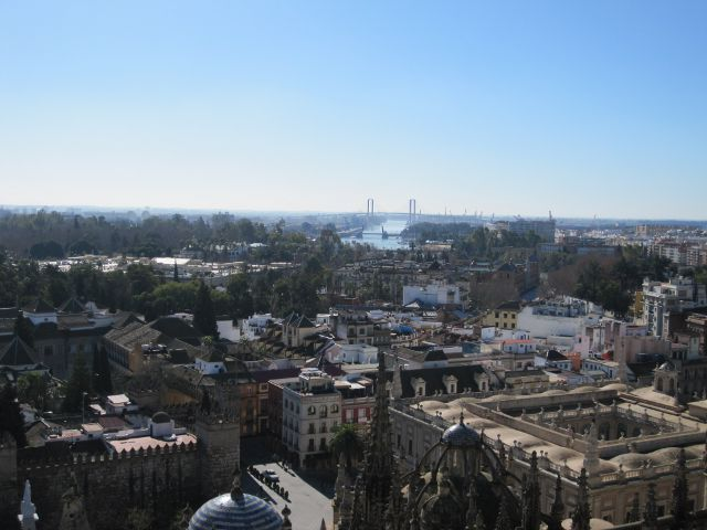 Sevilla - Giralda - Vistas