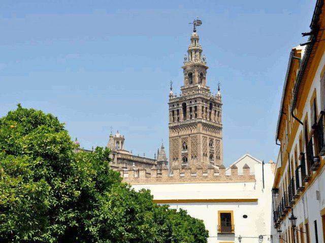 Visitar Sevilla-Giralda