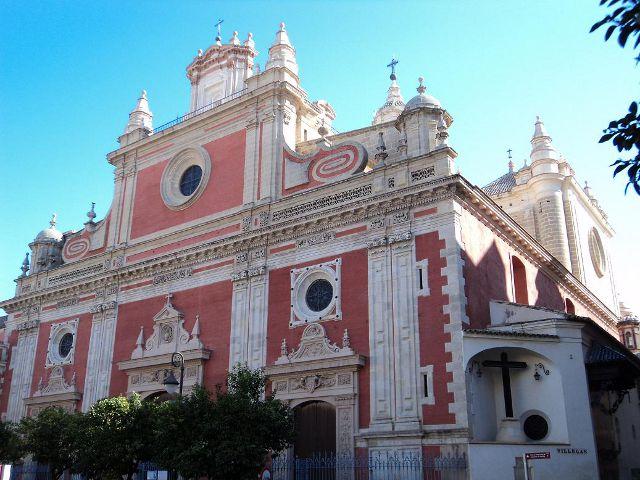 Sevilla - Iglesia Salvador