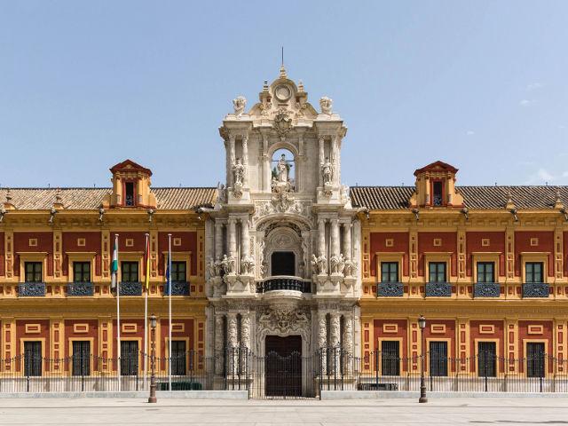 Sevilla - Palacio de San Telmo